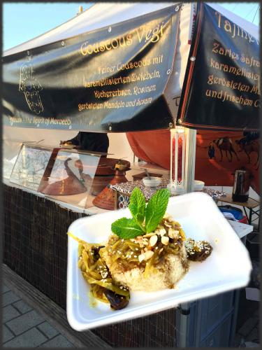 Street Food Couscous