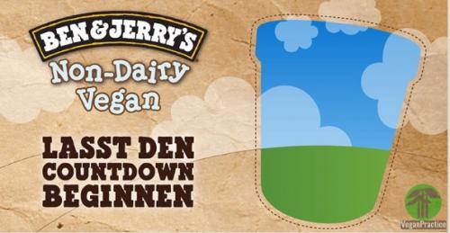 Ben und Jerry's holen endlich die veganen Eissorten auf den deutschen Markt