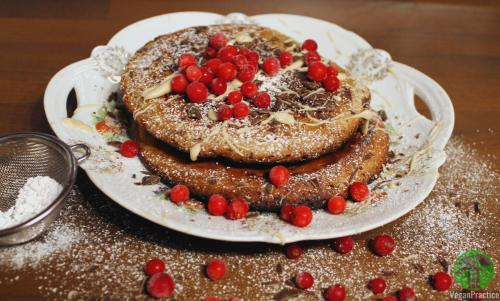 vegane Pancakes glutenfrei